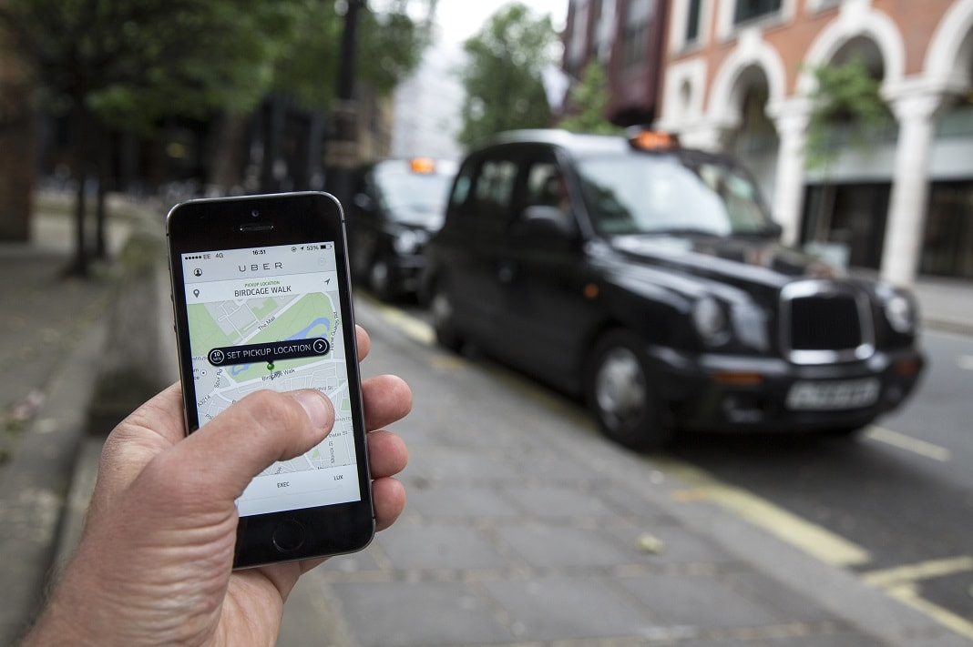 Start Business With Uber Cabs