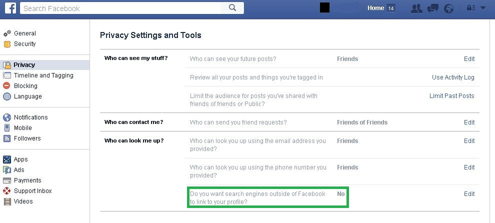 How To Keep Your Tinder Private From Your Facebook