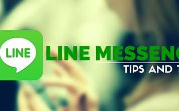 line messenger app secret tricks and tips