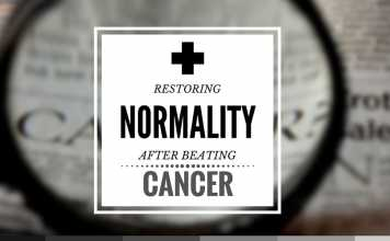 how to recover after cancer