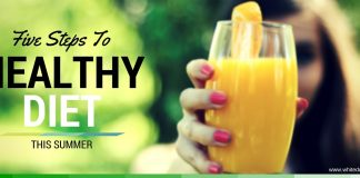 Five Ways You Can Eat Healthier This Summer