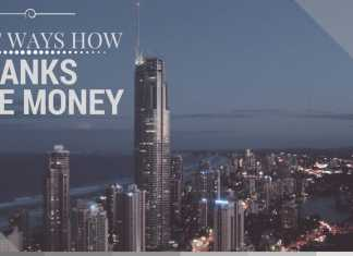 How does a Bank make money?