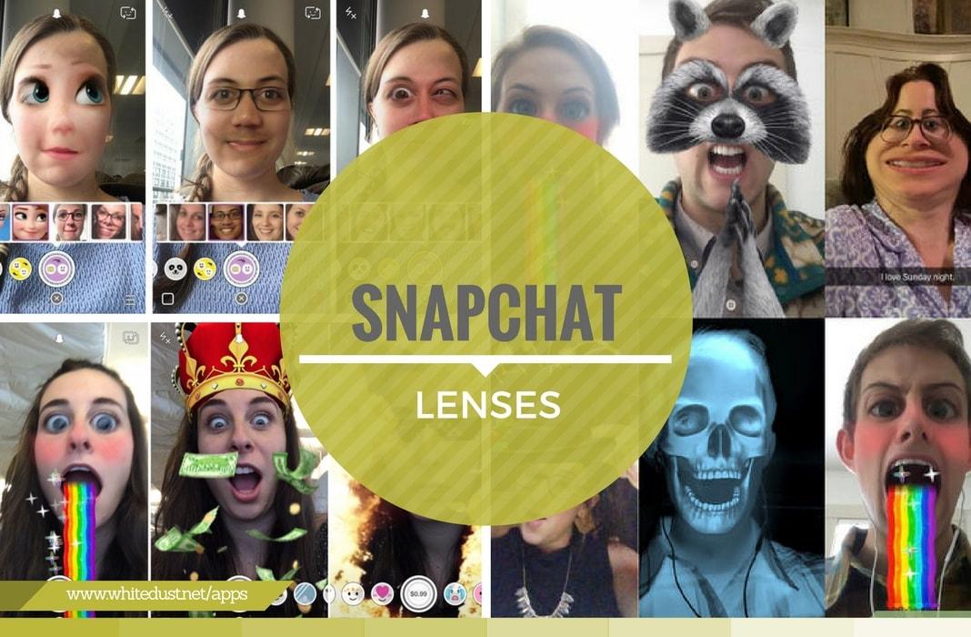 snapchat old lenses tricks