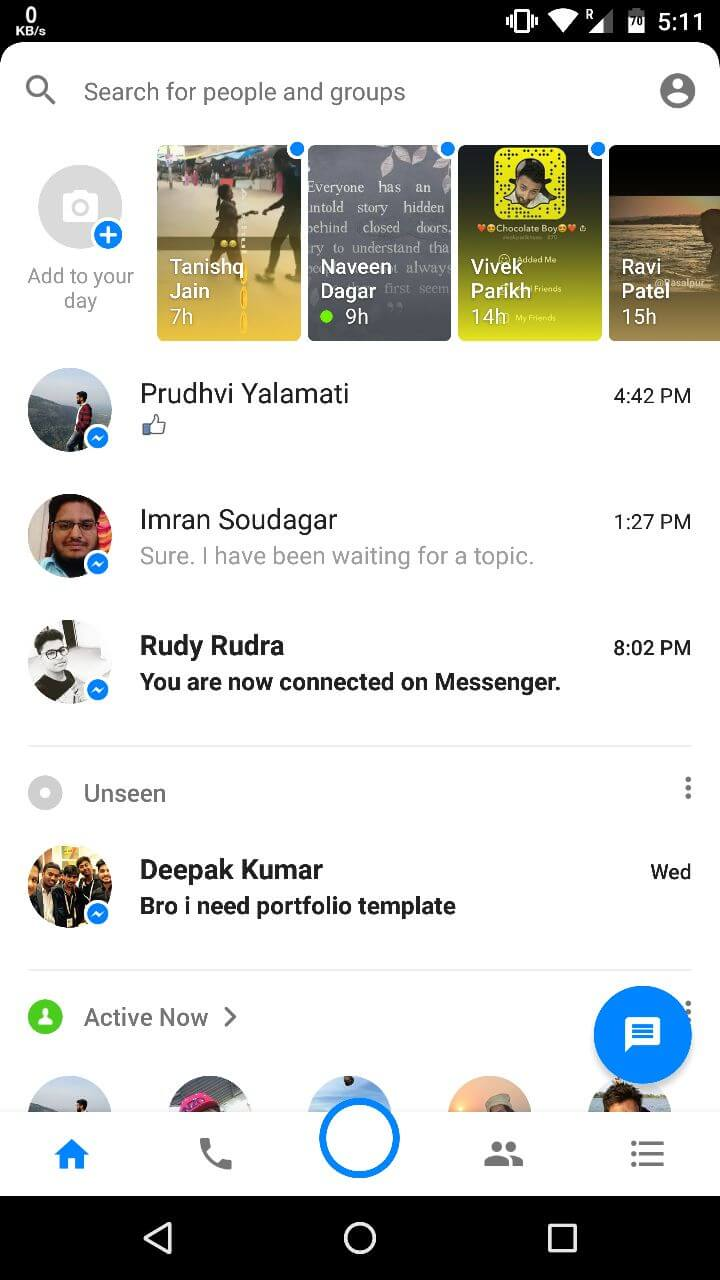 facebook messenger trips and tricks 2017