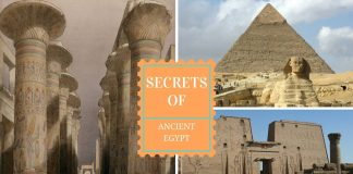 Mysteries of ancient egypt