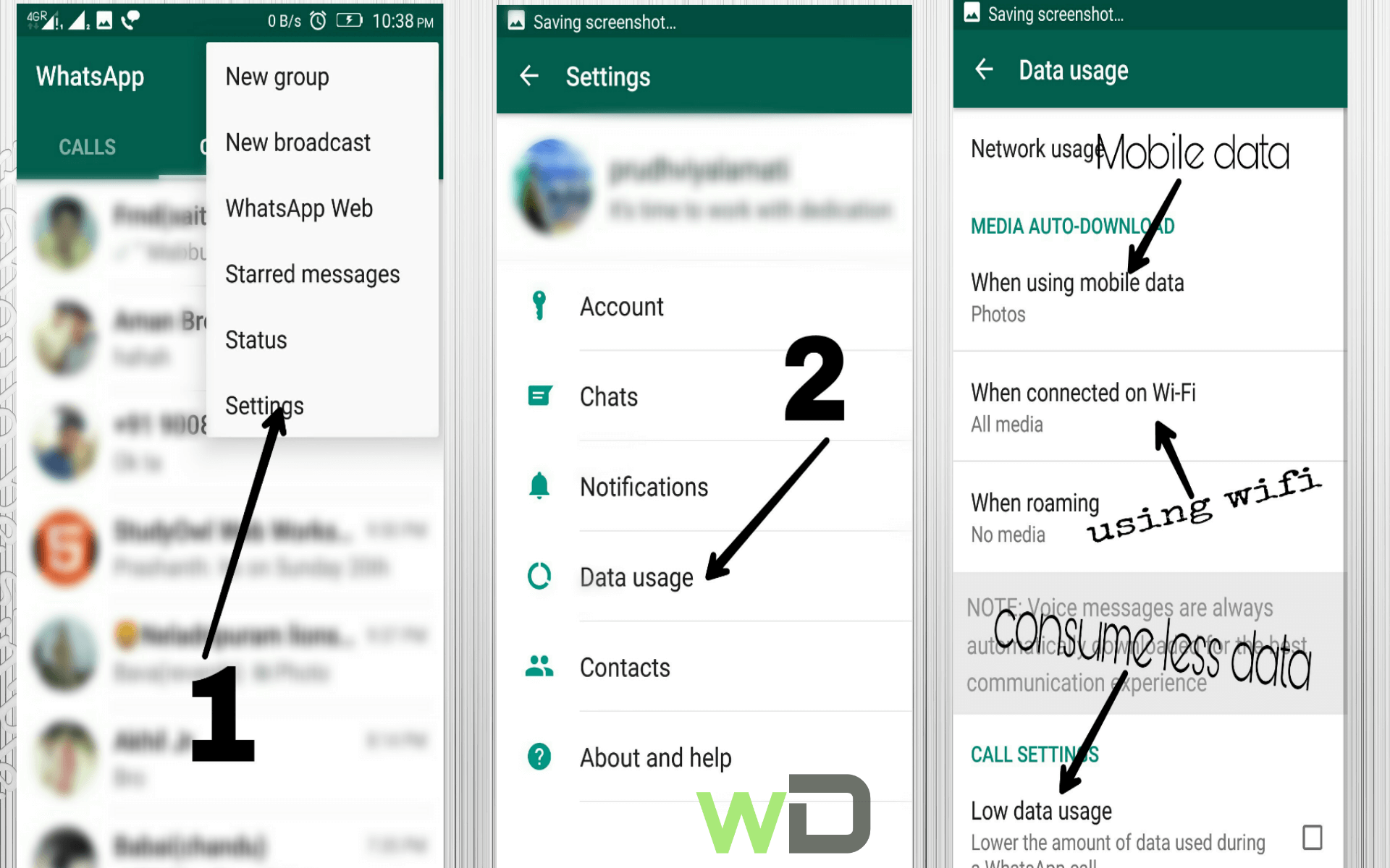 Find Out Who You Converse The Most in whatsapp