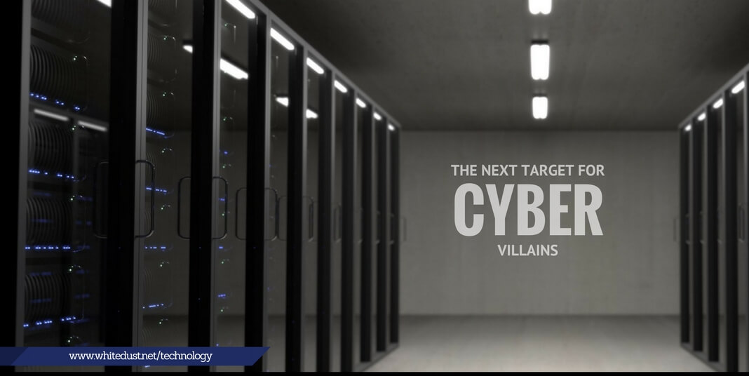 THE NEXT TARGET for cyber villains