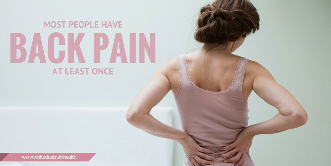 BACK PAIN CAUSES, NATURAL TREATMENT