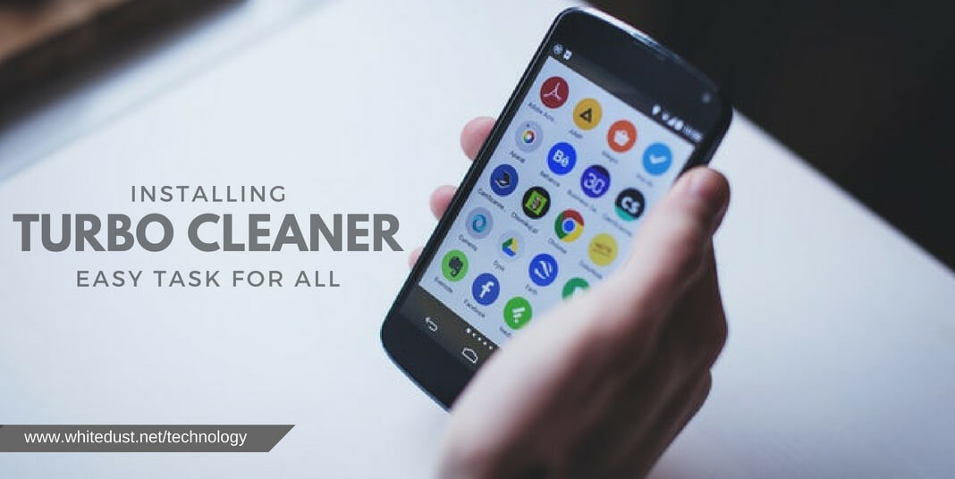 Installing Turbo Cleaner is an easy task for all