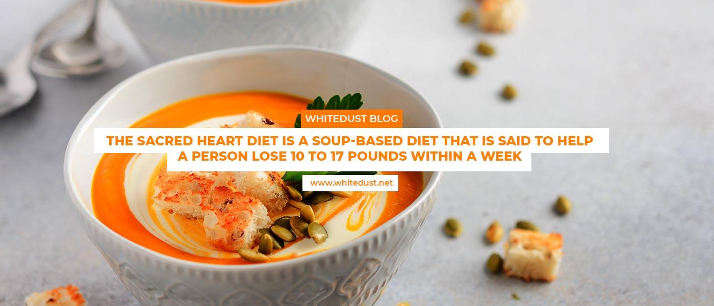 Sacred heart diet recipe