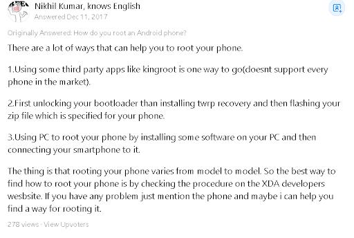 root my phone