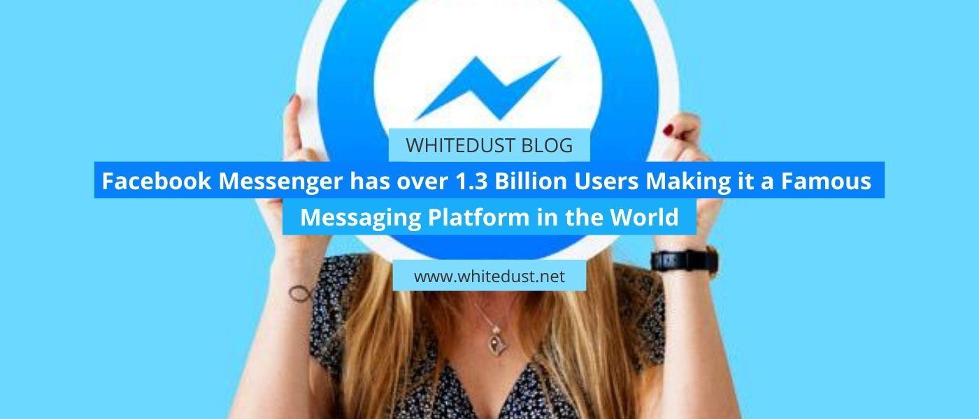 Facebook messenger icons