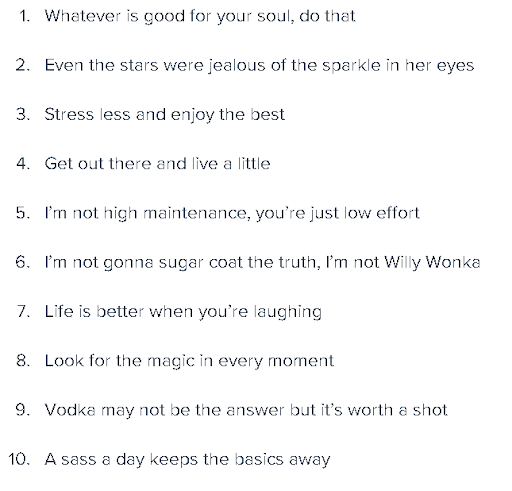 Funny Instagram Bios Status Ideas 2020 List Whitedust