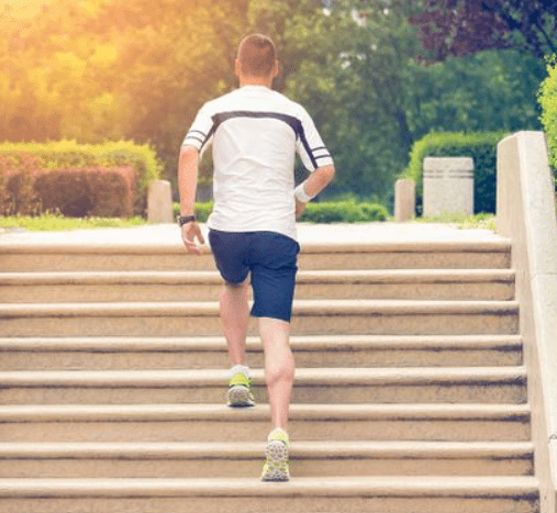 how to get back into shape